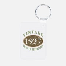 Vintage 1937 Aged To Perfection Keychains