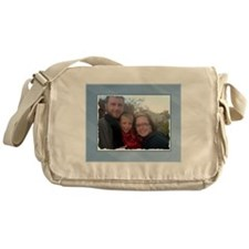 Martha's Stuff Messenger Bag