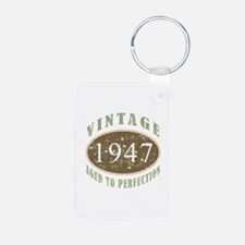 Vintage 1947 Aged To Perfection Keychains