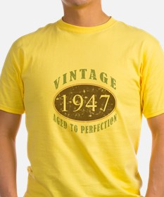 Vintage 1947 Aged To Perfection T