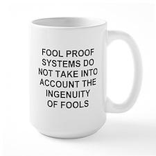 Ingenuity of Fools Mug