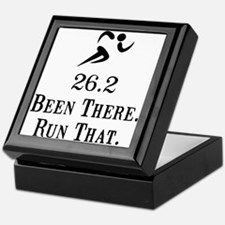 26.2 Been There Run That Keepsake Box