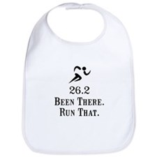 26.2 Been There Run That Bib