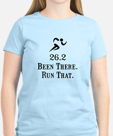 26.2 Been There Run That T-Shirt