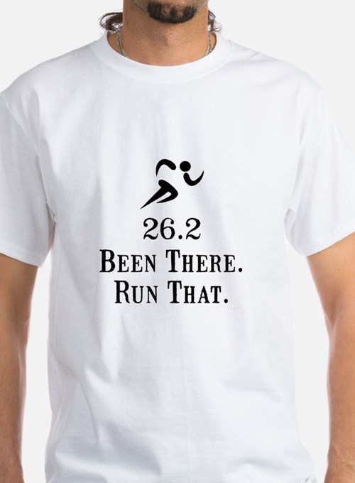 26.2 Been There Run That Shirt