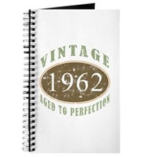 Vintage 1962 Aged To Perfection Journal