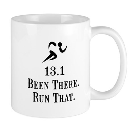 13.1 Been There Run That Mug
