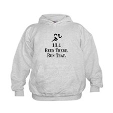 13.1 Been There Run That Hoodie