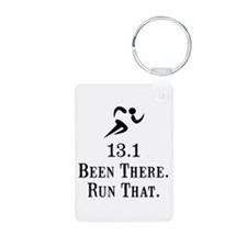 13.1 Been There Run That Keychains