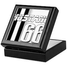 Mustang 66 Keepsake Box