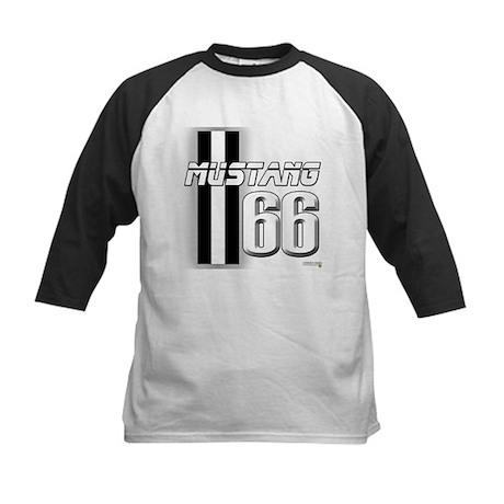 Mustang 66 Kids Baseball Jersey