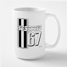 Mustang 67 Mug