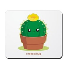 Lonely Cactus Mousepad