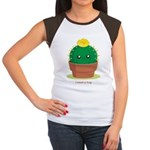 Lonely Cactus Women's Cap Sleeve T-Shirt