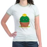 Lonely Cactus Jr. Ringer T-Shirt