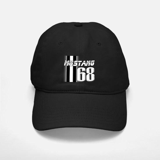 Mustang 68 Baseball Hat