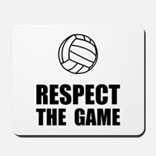 Respect Volleyball Mousepad