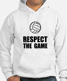Respect Volleyball Hoodie