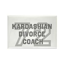 Kardashian Rectangle Magnet