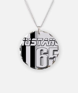 Mustang 65 Necklace