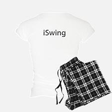iSwing Pajamas(Print on Back)