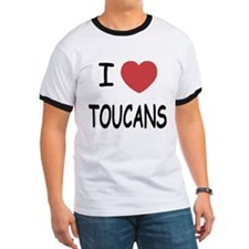 I heart toucans T