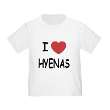 I heart hyenas T