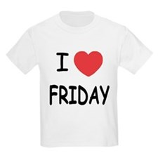I heart friday T-Shirt