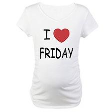 I heart friday Shirt