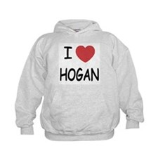 I heart hogan Hoodie