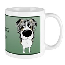 Aussie Dad Big Nose Mug