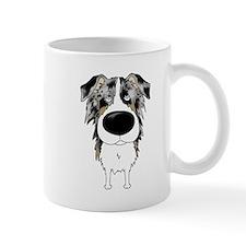 Big Nose Aussie Mug