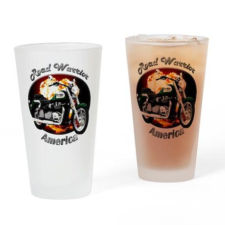 Triumph America Drinking Glass