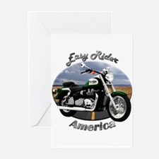 Triumph America Greeting Cards (Pk of 20)