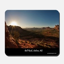 Bell Rock View, Sedona AZ ~ Mousepad