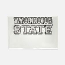 Washington State Rectangle Magnet