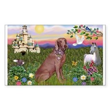 The Kings Weimaraner Decal
