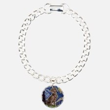 Starry Night & Weimaraner (Nv Bracelet