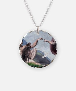 Weimaraner Creation Necklace