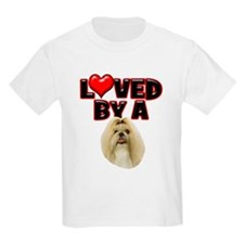Loved by a Shih Tzu T-Shirt