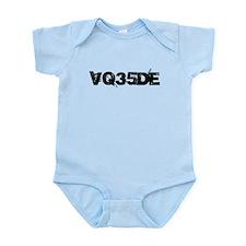 Nissan VQ35DE Engine Code Infant Bodysuit