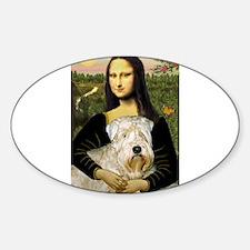 Mona's Wheaten Decal
