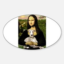 Mona & Whippet Decal