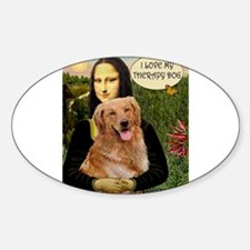 Mona/Golden Therapy Decal