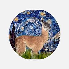 "Starry Night Llama 3.5"" Button"