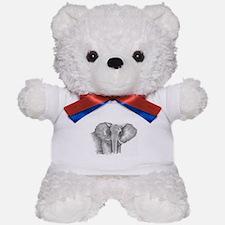 DJUMA-ELEPHANT Teddy Bear