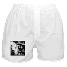 Cute Unicorn Boxer Shorts