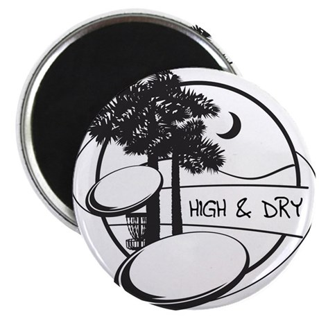 """High and Dry 2.25"""" Magnet (100 pack)"""