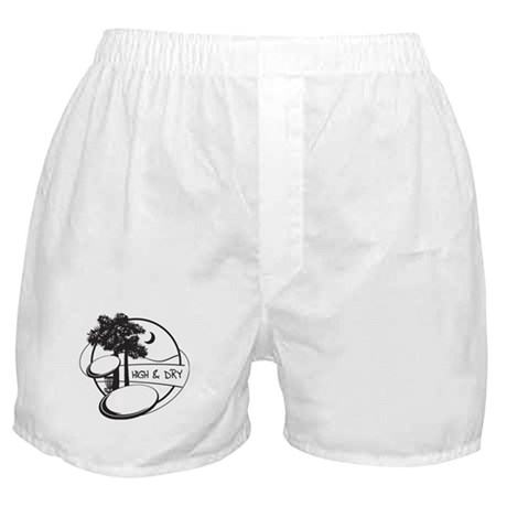 High and Dry Boxer Shorts