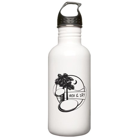 High and Dry Stainless Water Bottle 1.0L